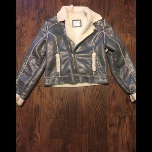 Justice jacket size 16/18